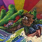 The Homeless Have Weird Dreams by Steven Novak