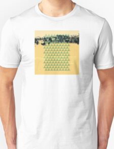 Digital Landscape #8 Unisex T-Shirt