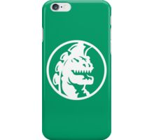 Happy Godzilla! iPhone Case/Skin