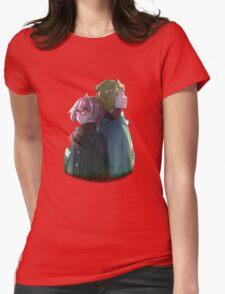 Akihito and Mirai Womens Fitted T-Shirt