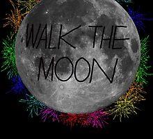 Walk The Moon- rainbow whatever by Lfcjdp