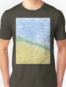 Impressions of the Beach Unisex T-Shirt