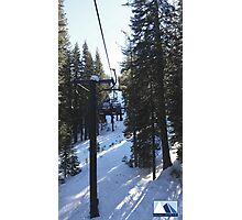 Snowy Scene 4 Photographic Print
