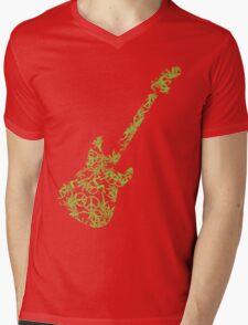psychedelic rock1 Mens V-Neck T-Shirt