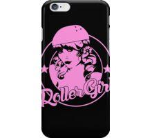 Roller Girl  iPhone Case/Skin