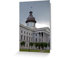 SC State House Greeting Card