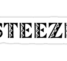 Steeze | OG Collection Sticker