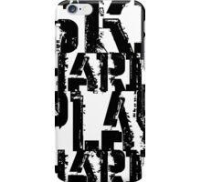 Ski Hard Play Hard | OG Collection iPhone Case/Skin