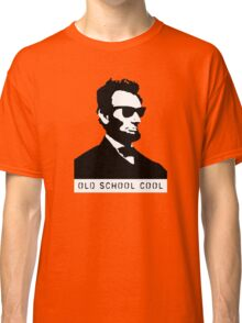 Cool Abe Lincoln - Old School Cool Classic T-Shirt