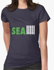 Seafense Womens Fitted T-Shirt