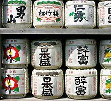 Sake by Kyra  Webb