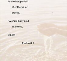Psalm 42:1 by Onediamond2