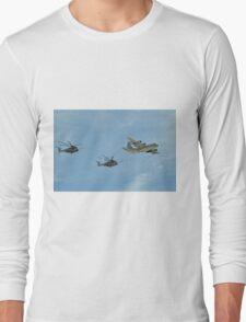 Aerial Refueling Long Sleeve T-Shirt