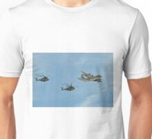 Aerial Refueling Unisex T-Shirt