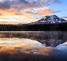 Mount Adams  by Katie Colson