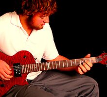 Guitar Hero by jacinta