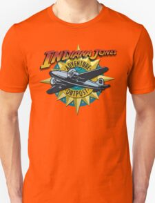 Indiana Jones Adventure Outpost T-Shirt