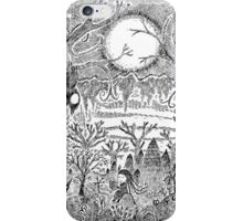 Night in the Forest iPhone Case/Skin