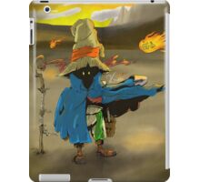 Vivi's Fire iPad Case/Skin