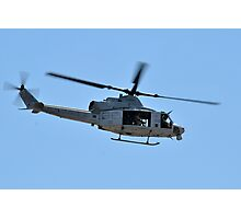 UH-1Y Huey Helicopter Photographic Print