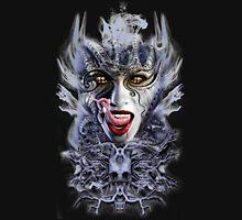 biomechanical vampire woman Unisex T-Shirt