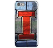 Stained Glass #4 Alma Mater iPhone Case/Skin