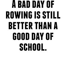 A Bad Day Of Rowing by kwg2200