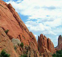 Brilliant Red Rocks Colorado by tommyb85