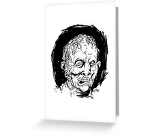 CHILD JASON VOORHEES Greeting Card