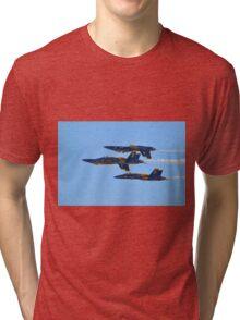 U.S. Navy Blue Angels Tri-blend T-Shirt