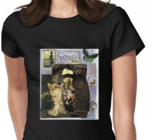 Run Away (To Love) Womens Fitted T-Shirt