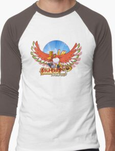 Heart Gold -JAP ver.- Men's Baseball ¾ T-Shirt