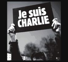 Je Suis Charlie Protester  by Quik86