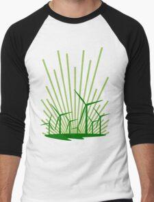 dawn Men's Baseball ¾ T-Shirt