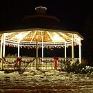 Christmas Gazebo by ldredge