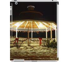 Christmas Gazebo iPad Case/Skin