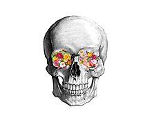 Skull Luxe Photographic Print