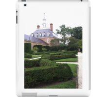 Governor's Mansion iPad Case/Skin