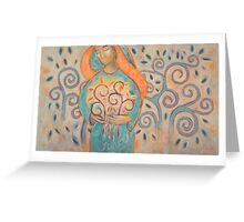 """Blessings"" (these things I wish for you) Greeting Card"