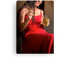 Intoxicate Canvas Print