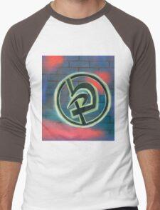 Krav Maga Graffiti Men's Baseball ¾ T-Shirt