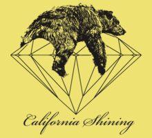 California shining  Baby Tee