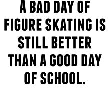 A Bad Day Of Figure Skating by kwg2200