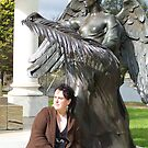 A Girl and her Guardian Angel by Kirsten H