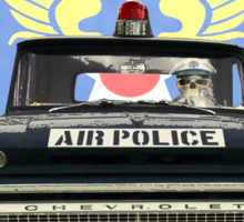 Air Force Peacekeepers: Death From A Truck Sticker