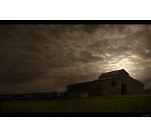 Landscape in E minor Photographic Print