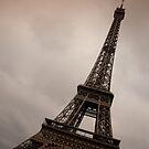 Paris Eiffel Tower by Craig Baron