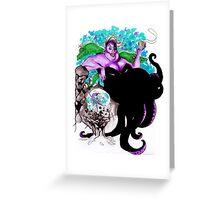 Ursula Greeting Card