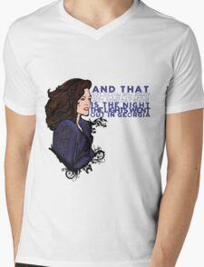 Julia Sugarbaker Mens V-Neck T-Shirt