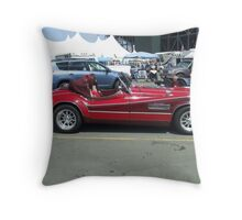 sweet jag from aust. Throw Pillow